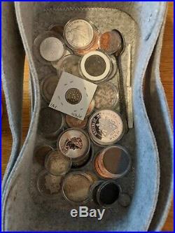 RANDOM LOT GOLD SILVER PLATINUM COINS BARS rare world Coins $100 Coin Grab Bag