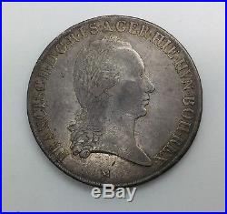 1794 M Milan Italian States Crocione KM#239 Dav. 1390 World Crown Nice Coin