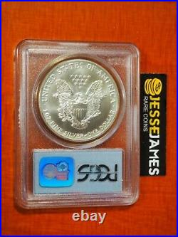 1991 Silver Eagle Pcgs Gem Uncirculated World Trade Center Wtc Recovery 9/11