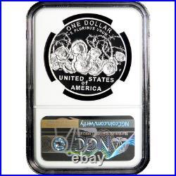 2018-P Proof $1 World War I Centennial Silver Dollar NGC PF70UC TravisMills. Org