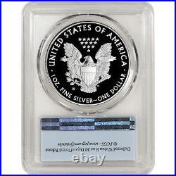 2020 W American Silver Eagle Proof V75 End World War II PCGS PR70 First Strike