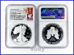 2020 W End of World War II 75th American Silver Eagle V75 NGC PF69 69 PR69