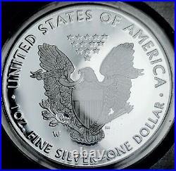 2020 W End of World War II 75th American Silver Eagle V75 PCGS PF69 FS LIVE