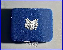 2020-W End of World War II 75th Anniversary Silver Eagle v75 Privy PCGS PR70DCAM