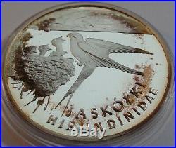 300000 ZL ZLOTYCH POLAND POLEN 1993 World Animals Series Barn swallows