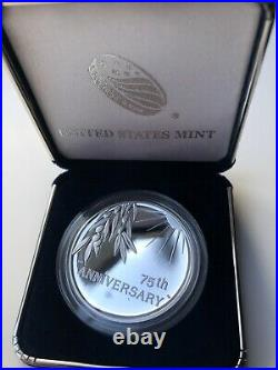 American Eagle End of World War II 75th Anniversary Coin