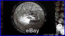 China 2014 1 Kilo Silver Coin World Heritage West Lake
