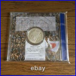 Commemorative Coin of the 2002 FIFA World Cup Korea/Japan 1000 yen silver proof