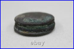 EL CAZADOR 1784 The Shipwreck That Changed The World 4 Silver Coins Clump