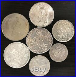 Great Collection of World Silver Coins