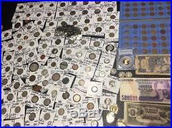 Huge Lot 350USA&World Coin1892Silver proofPCGSBuffaloIndianV2Cent/3cent