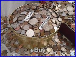 Coin Collection For Sale >> Huge Old Us World Coin Collection Sale Estate Gold Silver Coins By