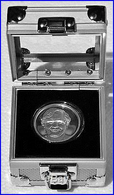 Jack Nicklaus EXTREMELY RARE 3-ounces The Purest Gold Coin 113 in the World