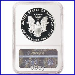 Presale 2020-W Proof American Silver Eagle World War II 75th NGC PF70UC FDI Fi