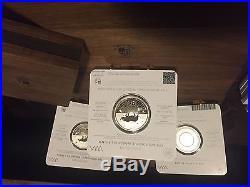 Silber Tapir 2016 Proof 1 oz. 9999 Silver Wonderful World 02 Bullion Coin PP