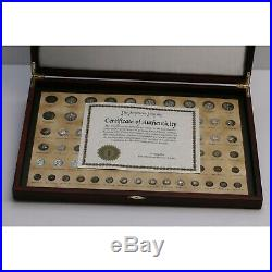Ultimate World War II US Coin Collection Walking Liberty Washington Jefferson