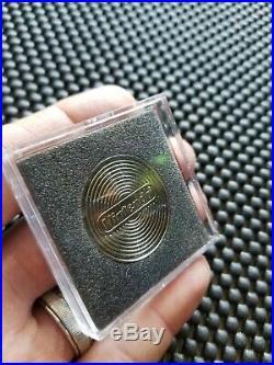 Vintage Nintendo Zelda Wind Waker Medal Coin SILVER World Hobby Fair 2002 Japan
