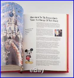 Walt Disney World Master Proof Set 5 1 Oz. 999 Silver Rounds with Box and Book