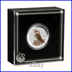 World Money Fair Berlin Coin Show 2020 Australian Kookaburra 1oz Silver Coin