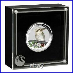 World Money Fair Coin Show Special Australian Kookaburra $1 2021 1oz