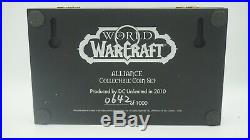 World of Warcraft Alliance Collect Coin Set Gold Silver Copper Plated Very Rare